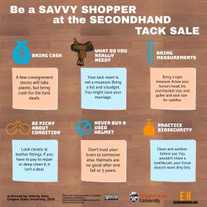 Savvy Tack Shopper